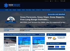 snowforecast.com