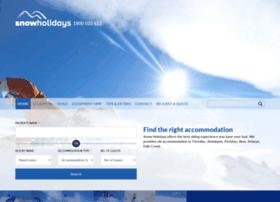 snowholidays.com.au