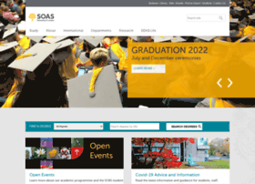 Soas.ac.uk