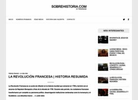 sobrehistoria.com