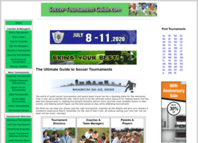 soccer-tournament-guide.com