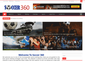 soccer360.co.uk