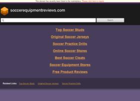 soccerequipmentreviews.com