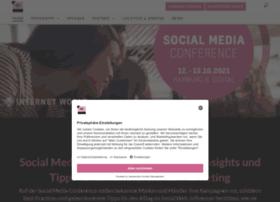 socialmediaconference.de