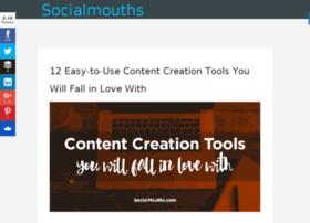 socialmouths.com