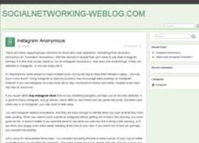 socialnetworking-weblog.com