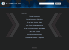 Socialwebcms.info