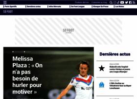 sofoot.com