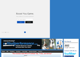 softballperformance.com