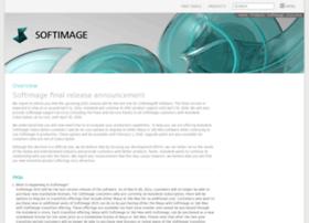 softimage.com