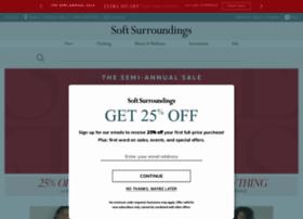 softsurroundings.com