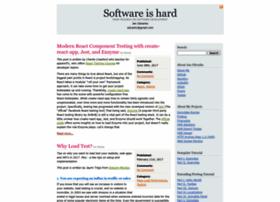 softwareishard.com