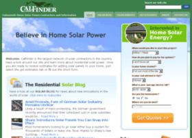 solar.calfinder.com