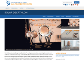 solardecathlon.gov