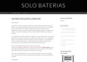 solobaterias.nireblog.com