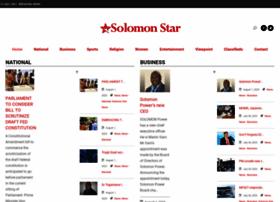 solomonstarnews.com