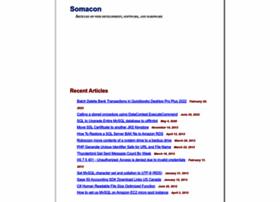 somacon.com