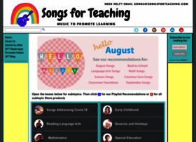 songsforteaching.com