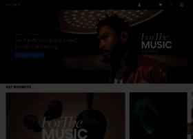 Sony.nl