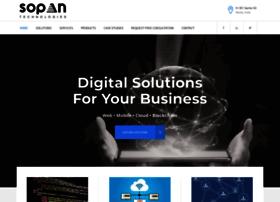 sopantech.com