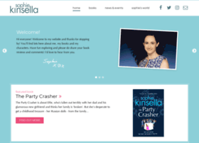 sophiekinsella.co.uk