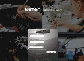Sos.koton.com.tr