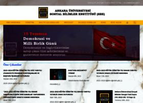 sosbilens.ankara.edu.tr