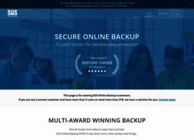 sosonlinebackup.com