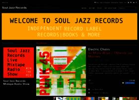 Souljazzrecords.co.uk