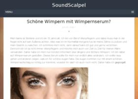 soundscalpel.com
