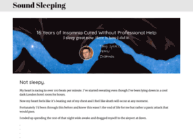 soundsleeping.com