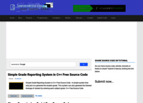 Sourcecodester.com