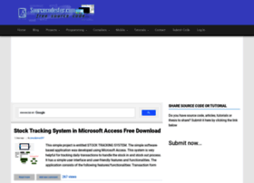 sourcecodester.com