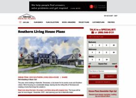 Southernlivinghouseplans.com
