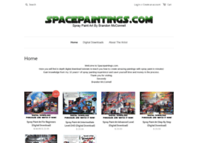 spacepaintings.com