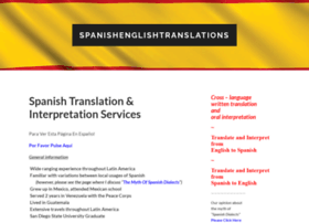 spanishenglishtranslations.com