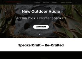 speakercraft.com