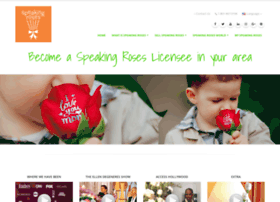 speakingroses.com