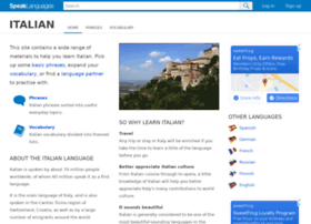 speakitalian.co.uk