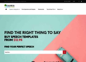 Speech-writers.com