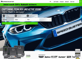 speed-buster.de
