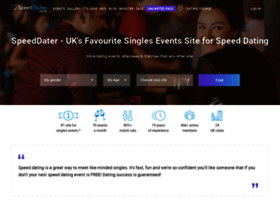 speeddater.co.uk