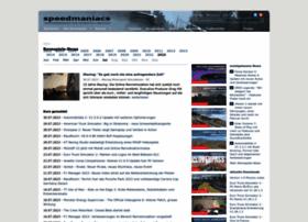 speedmaniacs.com