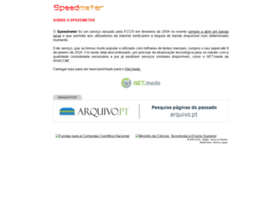 speedmeter.fccn.pt