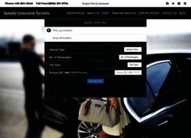 speedylimousine.com