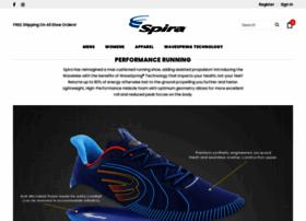 spirafootwear.com