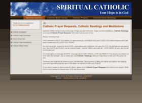 spiritualcatholic.com