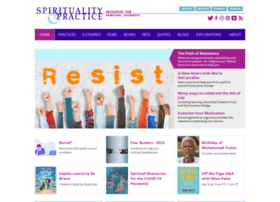 spiritualityandpractice.com