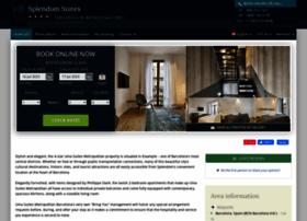 Splendom-suites-barcelona.h-rez.com