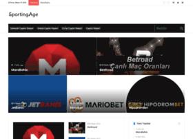 sportingage.net